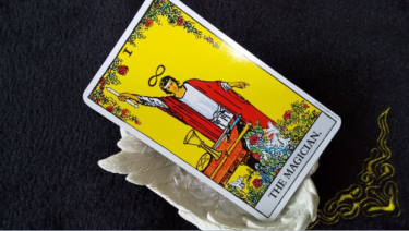 タロットカード魔術師の意味!恋愛占いで相手の気持ちを知りたい!